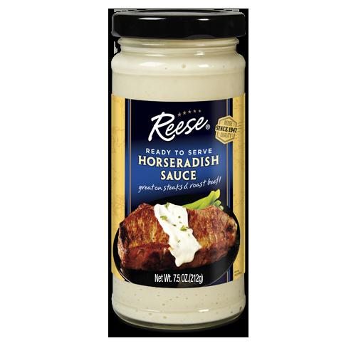 Horseradish Sauce | Reese Specialty Foods