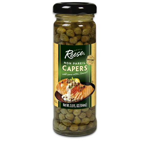 Non Pareil Capers | Reese Specialty Foods M Fish Packaging